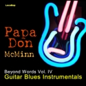 Listen | Buy - Papa Don McMinn - Guitar Blues Instrumentals