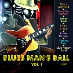 Listen & Buy Percy Mayfield, Ivory Joe Hunter, Bobby Rush, Eddie Floyd, Rufus Thomas, Tommy Tate, Club Handy Band