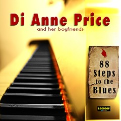 Listen & Buy: Di Anne Price - 88 Steps to the Blues