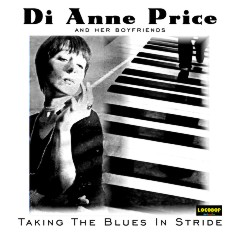 Listen & Buy: Taking The Blues in Stride - Di Anne Price