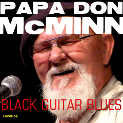 Listen / Buy - Papa Don McMinn - Black Guitar