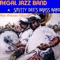 Listen | Buy Regal Jazz Band & Smitty Dee's Brass Band