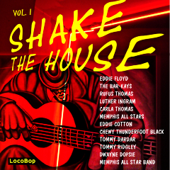 Listen to \ Buy: Shake the House Vol. I