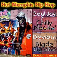 Listen and Buy Hot Memphis Hip Hop